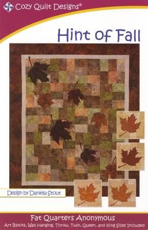 Hint of Fall Pattern