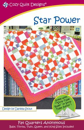 Cozy Quilt Designs - Star Power