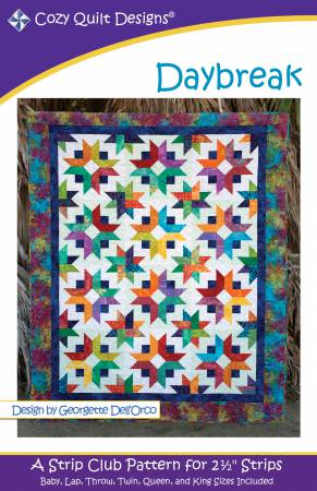 Cozy Quilt Designs - Daybreak