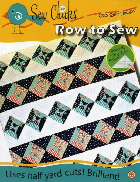 Sew Chicks - Row To Sew