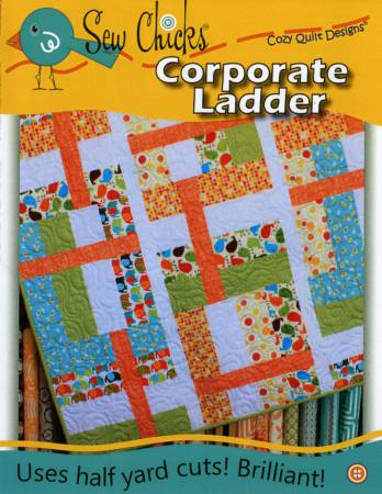 Corporate Ladder (Sew Chicks)