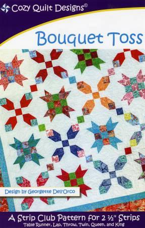 Bouquet Toss Pattern CQD01118