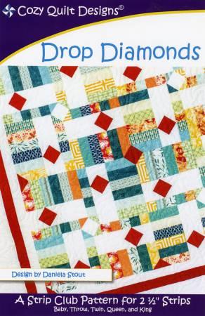 Drop Diamonds Pattern