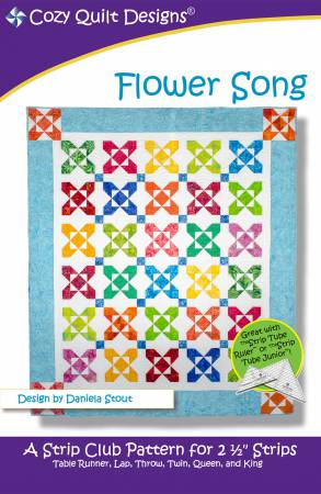 Flower Song Quilt Pattern