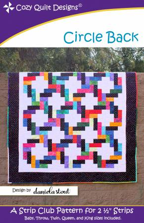 Circle Back Quilt Pattern