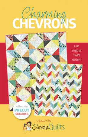 Charming Chevrons Quilt Pattern