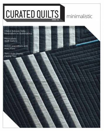 Curated Quilts Quarterly Journal Issue 3