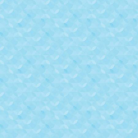 Riley Blake - Crayola Kaleidoscope  Little Boy Blue