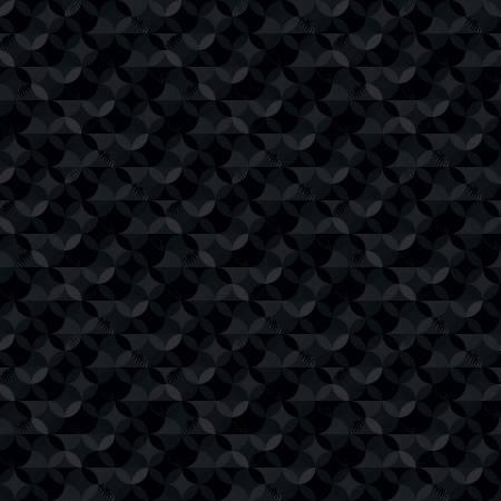 Riley Blake - Crayola Kaleidoscope Toy Poodle Black