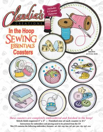 Sewing Coasters