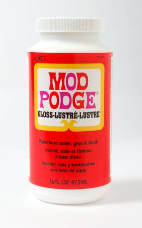 Mod Podge Gloss Finish Glue 16oz