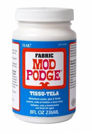 Fabric Mod Podge Glue 8oz
