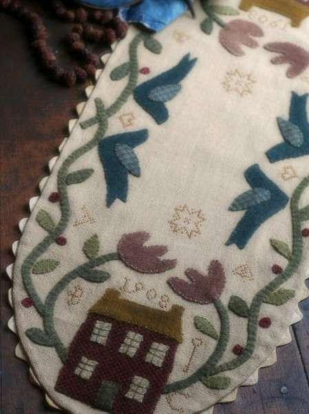 Country Stitches - Brenda Gervais