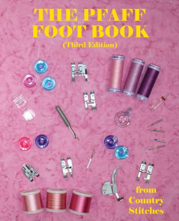 The Foot Book for Pfaff 3rd Edition