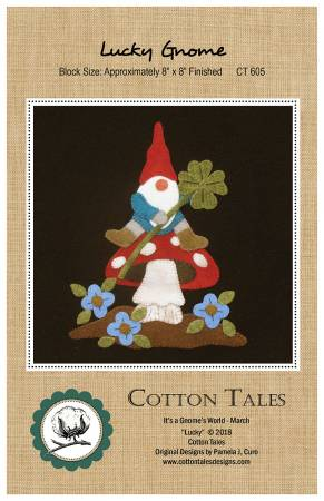Lucky Gnome Pattern