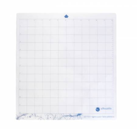 Cameo Silhouette Cutting Mat 12 x 12 With Light Tack Silhouette
