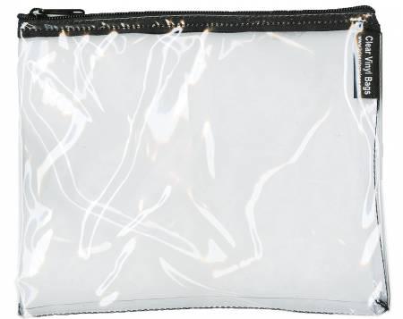 Clear Vinyl Bag 8in X 10in