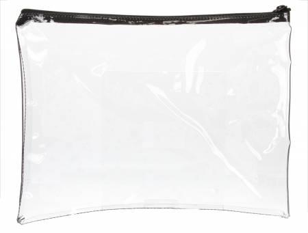 Clear Vinyl Bag 10in X 13in