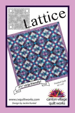 Canton Village Quilt Works - Lattice