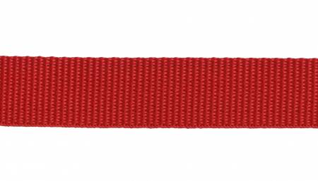 Polyester Webbing 1 wide Red - CW00082519-A
