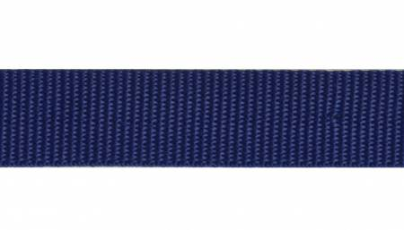 Polyester Webbing Victorian Blue 1in