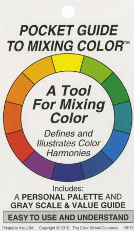 Pocket Guide To Mixing Colors