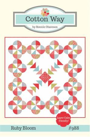 Ruby Bloom Pattern