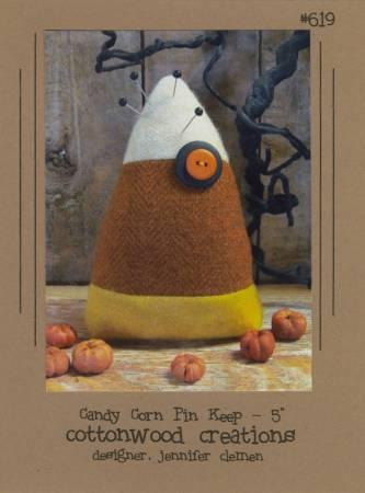 Candy Corn Pin Keep