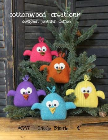 PT W Cottonwood Creations Little Birdie