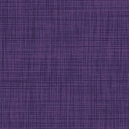 P & B Textiles Color Weave Plum