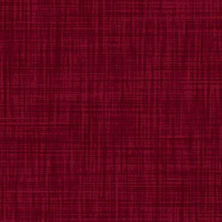 Dark Red Color Weave Texture