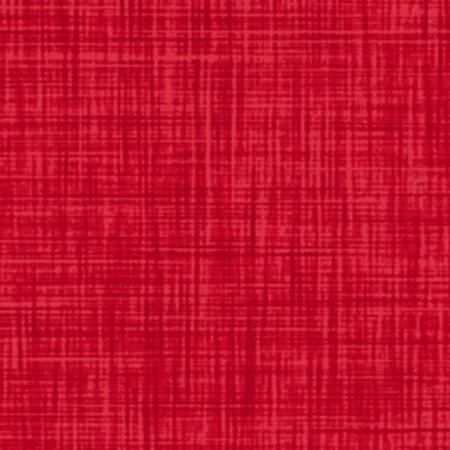 Red Color Weave 108in Wide Back
