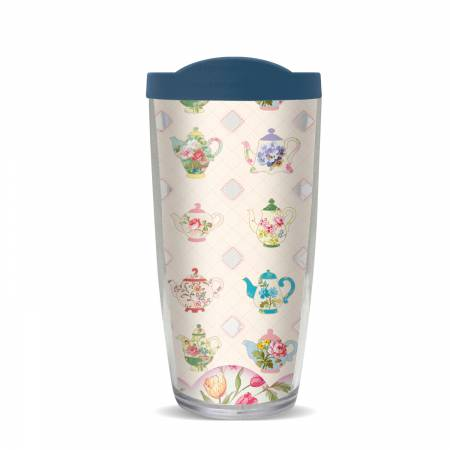 Tumbler - Carol Wilson Tea Pot