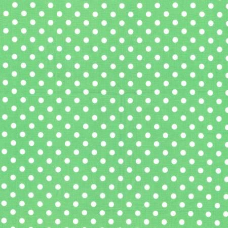 Pistachio Polka Dot