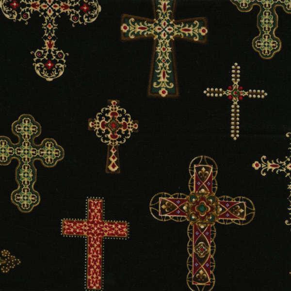 Divine CrossesCX4653-BLAC-D