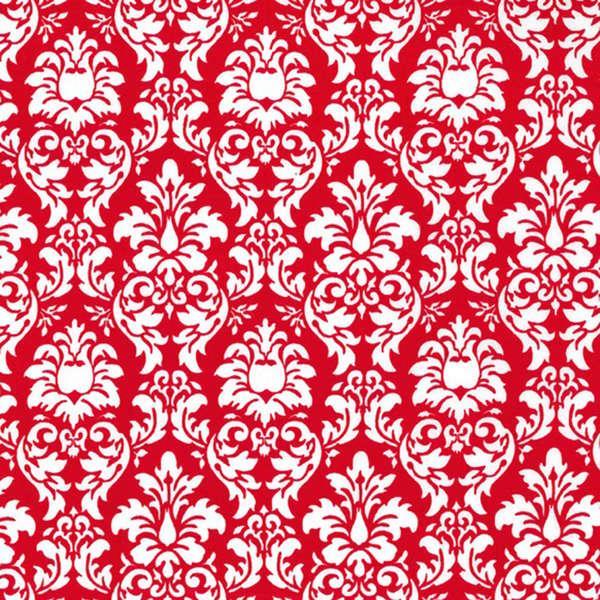 Damask Red  Petite Dandy - Petite Paris