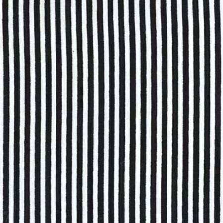 Black Little Stripe CX6574-BLK