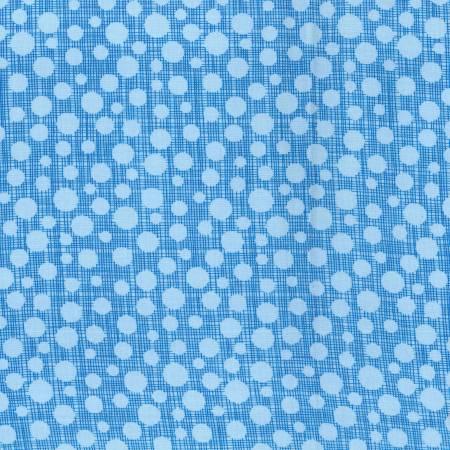 Blue Hash Dot - CX6699-BLUE