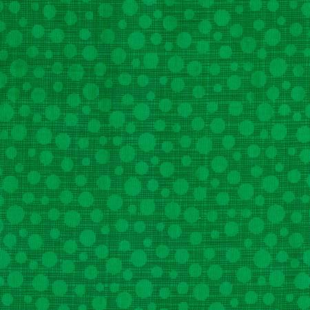 Michael Miller Green Hash Dot