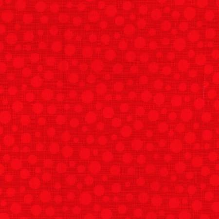 HASH DOTS Red 6699 RED