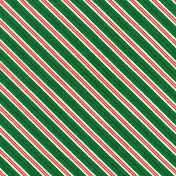 Green Mini Candy Cane Stripe