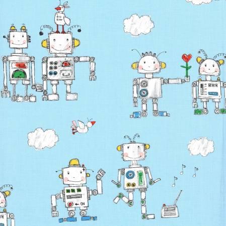 You Turn Me On CX8364 Boy Robots