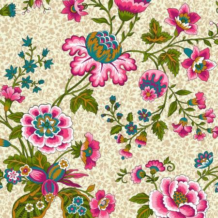 Pink Provencial Garden