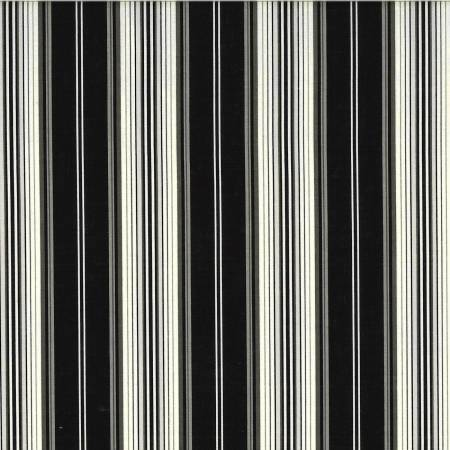 Beginnings Stripe Black