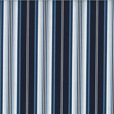 Beginnings Stripe Navy