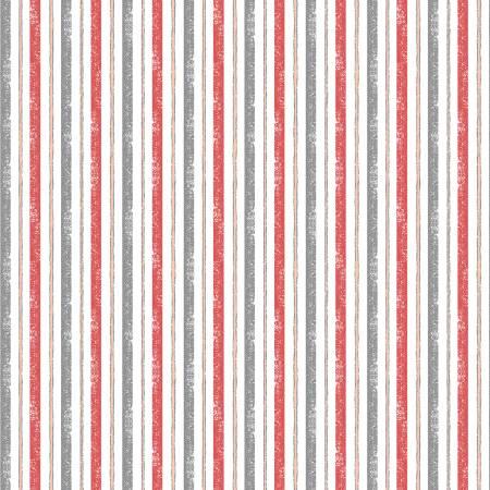 Red Seine Stripe