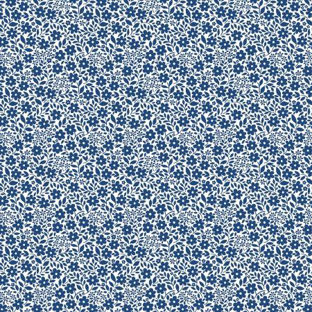 Sweet Nothings Country Cottage CX9233 Navy