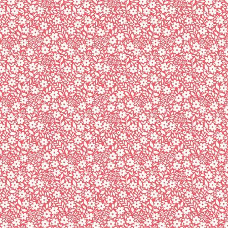 BENARTEX SIMPLY CHIC PEACH WITH WHITE FLOWERS 03817 10