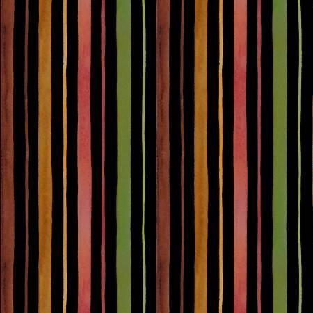 Black Velvet Stripe
