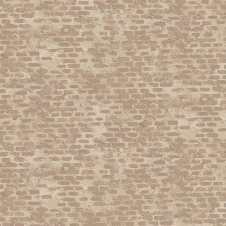 Diggers & Dumpers - Beige Brickwork